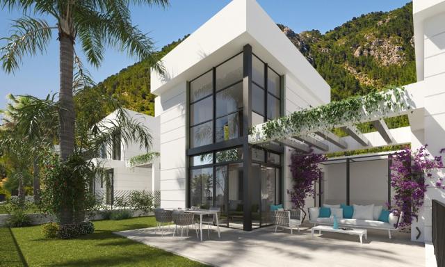 New Build Development in Polop – Augusta Model Villa