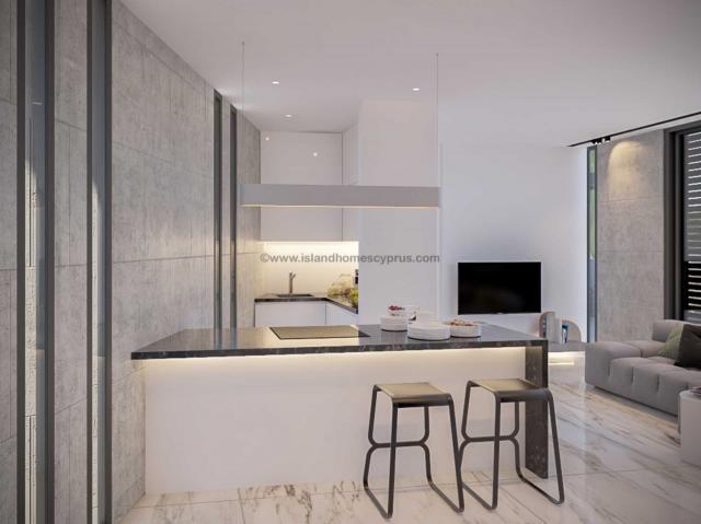 2 bedroom, 2 bathroom NEW BUILD garden apartment in Kapparis - TIK101DP